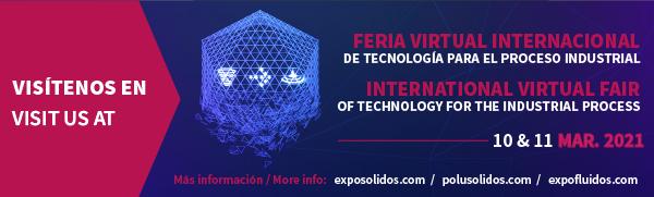 Feria Virtual internacional de tecnologia para el proceso industrial